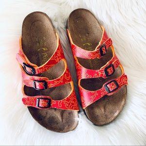 Birkenstock papillio sandals sz 39